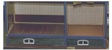 DelPrado - Keller, Wohnzimmer und Küche im Rohbaus